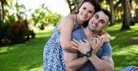 Casal com união estável