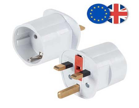 adaptador de tomada para a europa